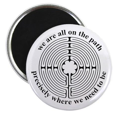 Finger Labyrinth Magnet