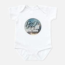 God Is Good Infant Bodysuit