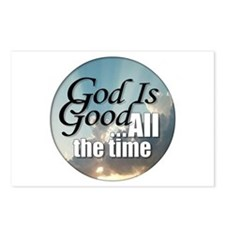 God Is Good Postcards (Package of 8)