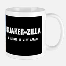 Quaker-Zilla Mug