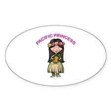 PACIFIC PRINCESS Decal