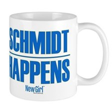 New Girl Schmidt Mugs