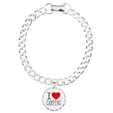 I Love | Heart Camping Bracelet