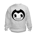 Bendy and the ink machine Crew Neck