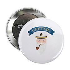 """Captain 2.25"""" Button (10 pack)"""