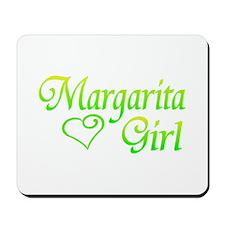 MARGARITA GIRL Mousepad