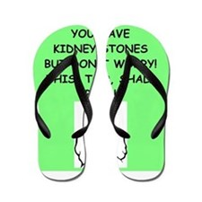 funny doctor joke Flip Flops