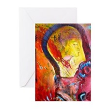 Greeting Cards (Pk of 10) Invisible Painting