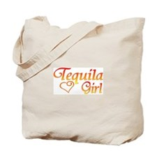TEQUILA GIRL Tote Bag