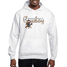 Loves A Cowboy KS Hoodie