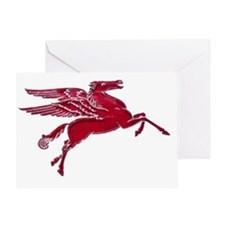 Pegasus Bright Greeting Card