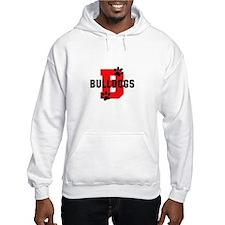 B BULLDOGS Hoodie