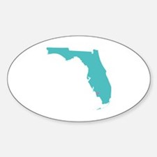 Naples Florida State with heart Decal