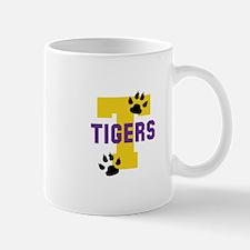 T TIGERS Mugs