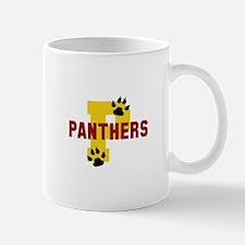P PANTHERS Mugs
