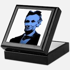 President Abraham Lincoln Keepsake Box