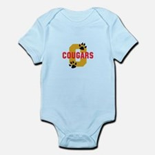 C COUGARS Body Suit