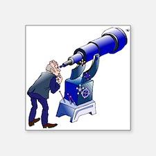 Astronomer Sticker