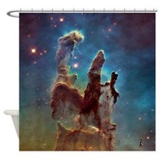 Pillars of Creation Shower Curtain