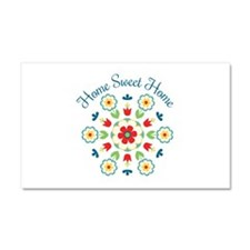 Home Sweet Home Car Magnet 20 x 12