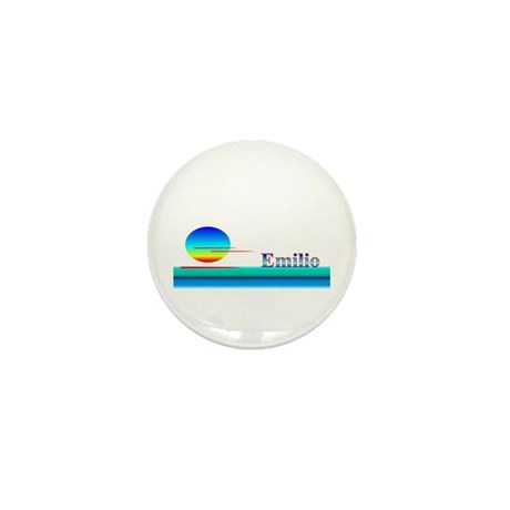 Emilio Mini Button (10 pack)
