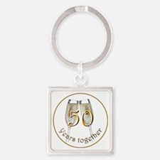50 anniv.tif Keychains