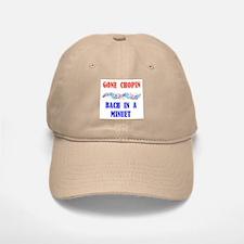 GONE CHOPIN Baseball Baseball Cap