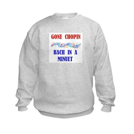 GONE CHOPIN Kids Sweatshirt