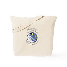 TWILIGHT DROPS Tote Bag