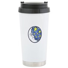 MOON AND STARS Travel Mug