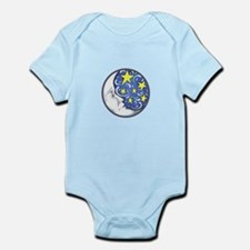 MOON AND STARS Body Suit