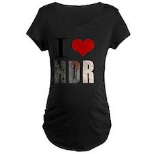 I Heart HDR T-Shirt