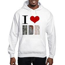 I Heart HDR Hoodie