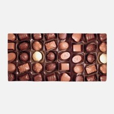Life is Like a Box of Chocolates towel Beach Towel