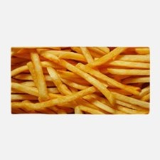 French Fries Beach Towel Beach Towel