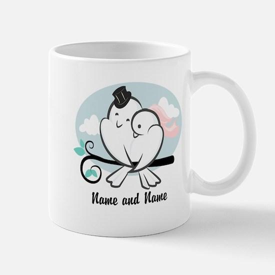 Lovebirds Mug