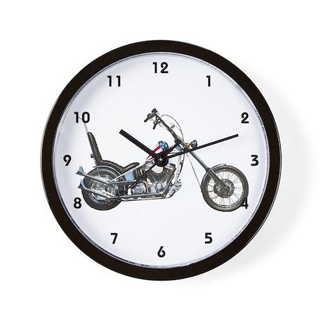"""Chopper"" Wall Clock"