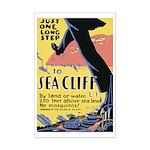 SEA CLIFF poster 11x17