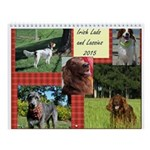 2015 Lads And Lassies Wall Calendar