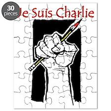 Je Suis Charlie ISIS terror Puzzle