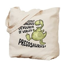 Pregosaurus Tote Bag