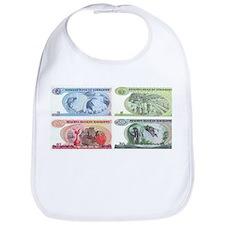 Zimbabwe Money Bib