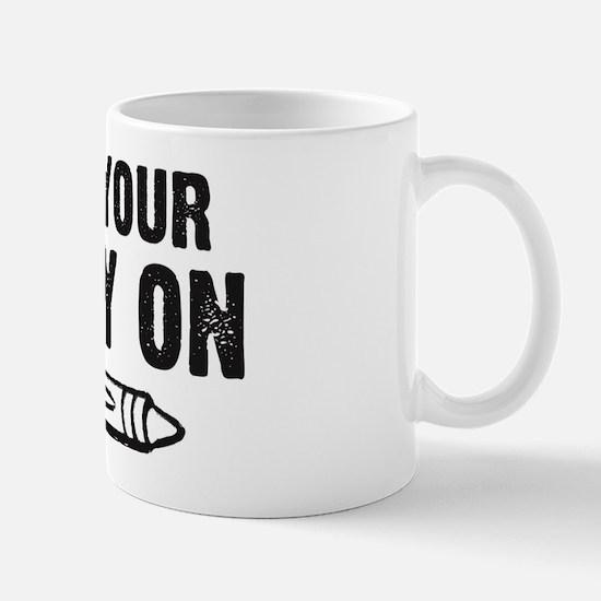 Get Your Cray On! Mug