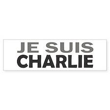 Je Suis Charlie Bumper Bumper Sticker