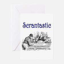 Scrantastic Pub Greeting Cards (Pk of 10)