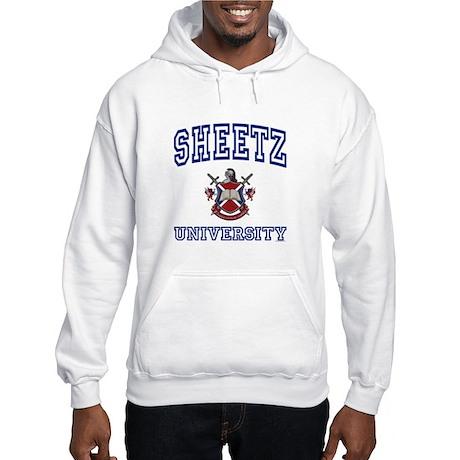 SHEETZ University Hooded Sweatshirt