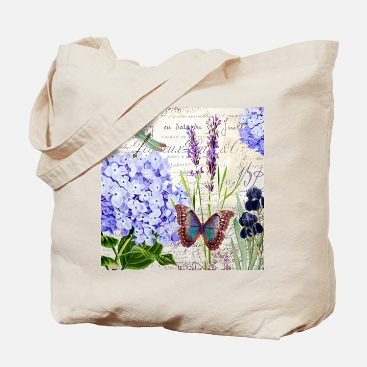 New botanical Tote Bag