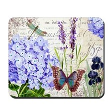 New botanical Mousepad