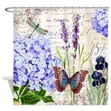 Botanical Shower Curtains