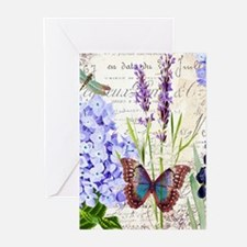 New botanical Greeting Cards